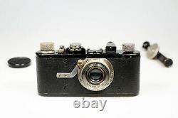 2x LEITZ LEICA i (Model A) from 1930 with ELMAR 5cm 3.5 lenses. VERY NICE