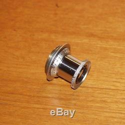 5cm f3.5 RED SCALE ELMAR LEICA screw LTM LENS L39 for IIIf IIIg camera 1956