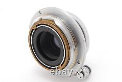 AB Exc+ Leica Elmar 3.5cm 35mm f/3.5 Lens for L39 Screw Leitz From JAPAN 7070