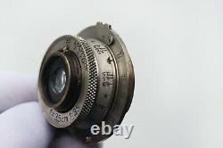 AS IS! Leitz ELMAR 3.5/35 NICKEL M39, Leica LTM