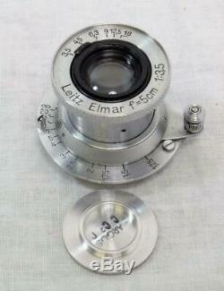 E Leitz Elmar 5cm f/3.5 for Leica Thread Mount Cameras, Clean- MUST READ! (7500)