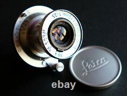 ELMAR 13,5 f=5 cm Numeri Rossi Leitz Wetzlar (276)
