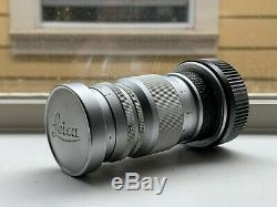 ELMAR 90mm f4 Leica M Mount Portrait Lens, f=9cm 14 ERNST LEITZ GMBH WETZLAR