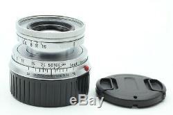 EXC+3 Leica Leitz Elmar 5cm 50mm f/2.8 For M Mount Rangefinder From JAPAN #917