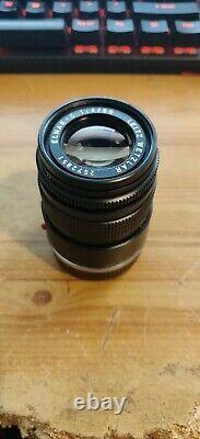 Elmar-C 14 / 90mm LEICA-M Mount Lens by LEITZ for Leica CL Leica M10 M9-P M3 M4