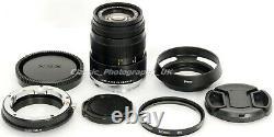 Elmar-C 14 / 90mm LEICA-M Mount Lens by LEITZ for Leica CL Leica M9 M8 M3 M6 M7