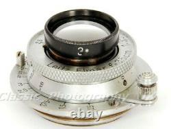 Elmar f=3,5cm 13,5 LEICA L39 Leica LTM Lens made by Ernst LEITZ Wetzlar in 1935