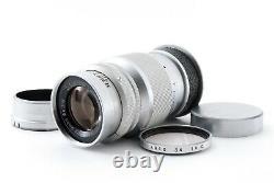 Elmar f=9cm 14 Telephoto Lens 90mm F4 by LEITZ Wetzlar for LEICA excellent