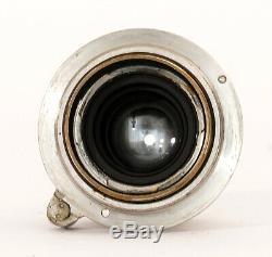 Ernst Leitz Leica Elmar 3,5/50mm pour Leica I avec Filet de Vis M39