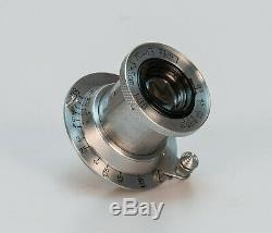 Ernst Leitz Wetzlar Elmar 3.5 50mm // Leica Screw M39 L39 LTM