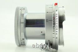 Exc++++ Leica Ernst Leitz Elmar 50mm 5cm f/2.8 Lens for M Mounmt Japan 2393