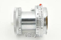 Excellent Leica Leitz Elmar 50mm f/2.8 M mount from Japan #3445