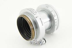 Excellent Leica Leitz Elmar 5cm (50mm) f/2.8 Screw Mount from Japan #4558
