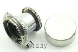 F/SExcellent+++++Leica Leitz Elmar 50mm 5cm F/3.5 L39 LTM Lens From JAPAN #427