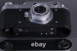 LEICA D. R. P. Leitz Elmar lens Exclusive Art Camera Great Gift / FED based