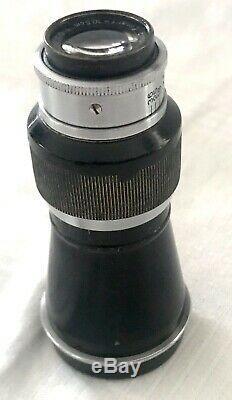 LEICA LEITZ BERG-ELMAR ELMAR 6,3/10,5cm in sehr schönem Zustand