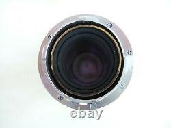 LEICA (LEITZ) ELMAR-C 90mm f4 LENS. M BAYONET. GERMAN MADE. (FILM & DIGITAL)
