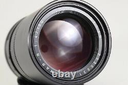 LEICA LEITZ Elmar-R 180mm F4 119221 14/180 R3 R4 R5 R6 R7 R8 R9 R6.2 DMR