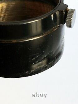 LEICA LEITZ FOOKH Summaron Elmar 35mm f3,5 BLACK PAINT