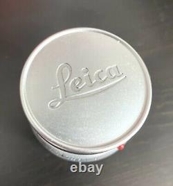 LEICA LEITZ Wetzlar 50MM F2.8 ELMAR M-mount. Excellent Condition