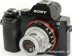 LEICA LTM / Leica L39 Elmar f=5cm 13.5 Prime Lens Made by LEITZ Wetzlar in 1952