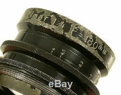 LEICA Leitz Elmar 4/180 180mm F4 WW-II Dornier 1944 12 pieces produced