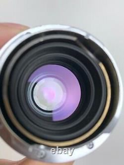 LEICA-M Leitz ELMAR-C 90mm f/14 (für Leica CL, Minolta CLE) mit Geli