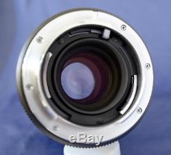 LEICA R LEITZ ELMAR-R 4 / 180mm GERMANY 3 CAM ESP. NICE 30 DAY RETURNS