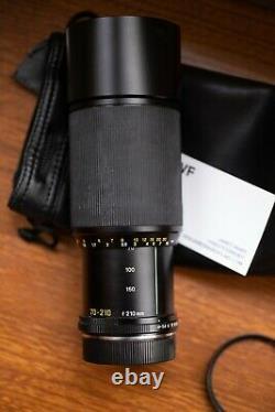 LEICA R VARIO-ELMAR-R 70-210mm f4 ZOOM LENS