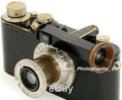 LEICA Standard LENEU 1934 + Elmar f=5cm 13.5 Lens made by LEITZ Wetzlar in 1935