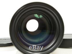 LEICA VARIO-ELMAR-R 4/80-200 ROM für for R3-R9 + Köch. Case + Leitz UVa