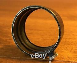 LEITZ LEICA FISON Lens Hood For Elmar 5cm Black