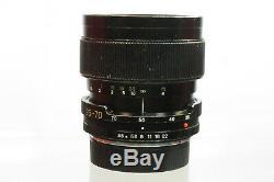 LEITZ LEICA VARIO-ELMAR-R 3,5/35-70mm 3-CAM E60