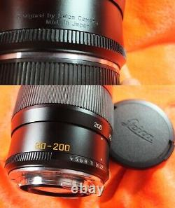 LEITZ VARIO ELMAR-R F4 80-200mm E60 ROM BITTE LESEN! PLEASE READ IT