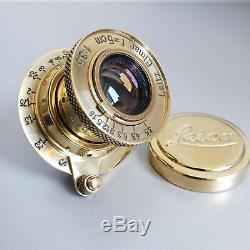 LENS LEICA Zeiss Leitz Elmar 3.5/50mm RF M39/ Limited Edition