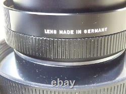 Leica 100mm F4 Macro Elmar R 11230 leitz Cam Lens Macro Prime Lens Boxed
