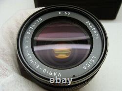 Leica 11248 Leica Vario-Elmar R 3.5/35-70mm E67 Made in Germany TOP