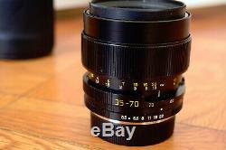 Leica 35-70mm f3.5 Leitz Vario-Elmar-R 3 CAM Lens 35-70/3.5
