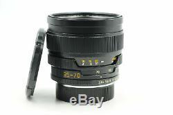 Leica 35-70mm f3.5 Leitz Vario-Elmar-R 3 CAM Lens 35-70/3.5 #303