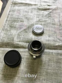 Leica 50mm Leitz Elmar f3.5