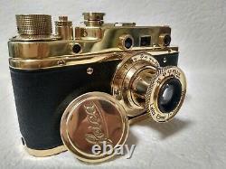 Leica Berlin olympic games 1936 Leitz Elmar lens (Zorki copy c)ideal condition
