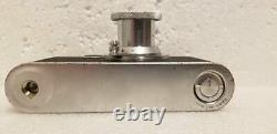 Leica C1 1C camera Leitz Elmar lens Rangefinder tripod light meter self timer