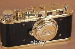 Leica D. R. P Camera lens Leitz Elmar 50mm f/3.5 Vintage (Fed Zorki copy)