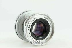 Leica Elmar 2,8 5 cm M39 mount Leitz 86087