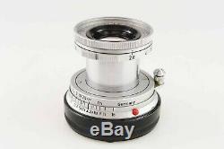 Leica Elmar 2,8 50 mm M mount Leitz 85766
