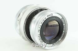 Leica Elmar 4 9 cm collapsible M mount Leitz 88549