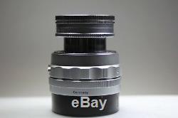 Leica Elmar 90mm 14 Leitz Objektiv Leica M Anchluss
