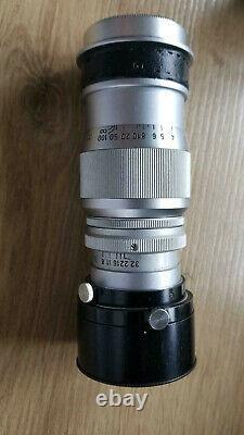 Leica Elmar Leitz 90mm F4 L39