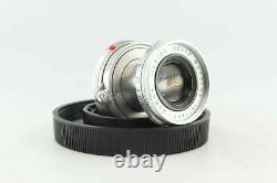 Leica Elmar M 50 50mm 2,8 Leitz sehr guter Zustand mit Box 87591