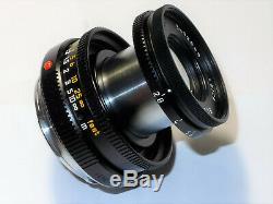 Leica Elmar M 50 mm 12.8 E39. Made In Germany. Leitz 11831